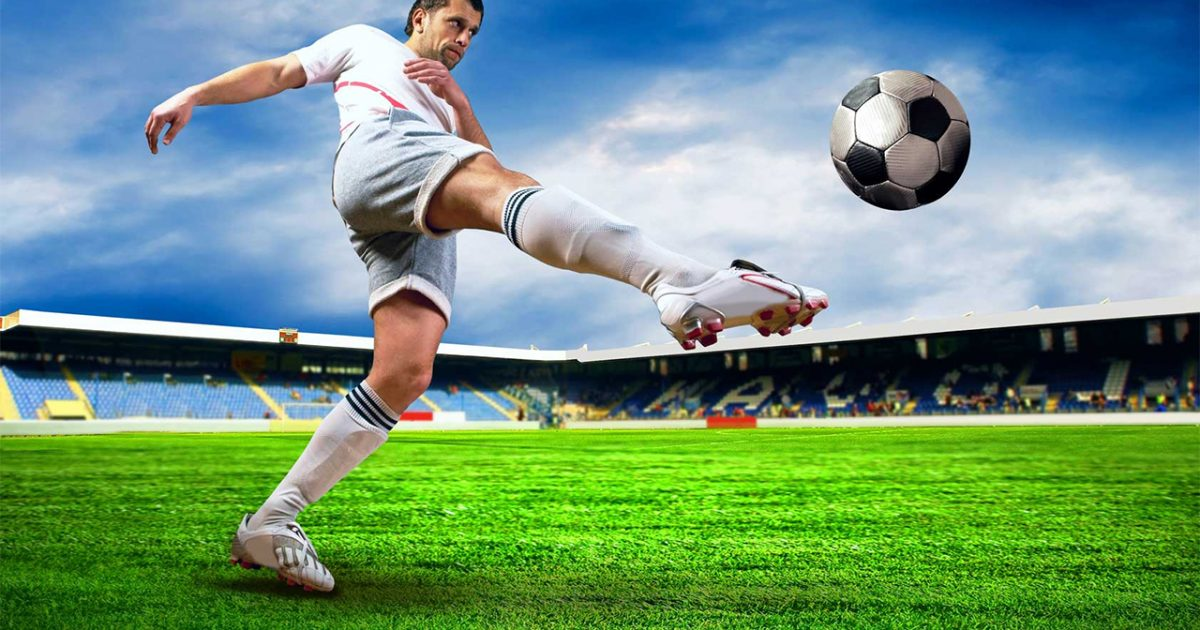 How To Strike The Soccer Ball With Power